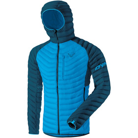 Dynafit Radical Down Hooded Jacket Men, petrol
